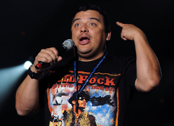 Comedian_Carlos_Mencia_in_2009 Do not steal