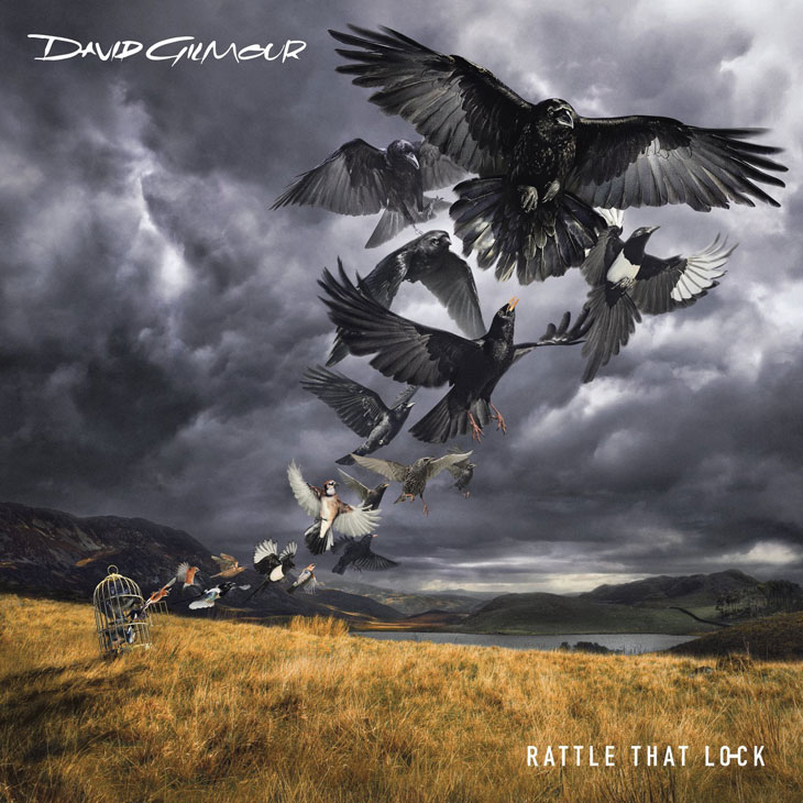 David Gilmour Rattle-That-Lock