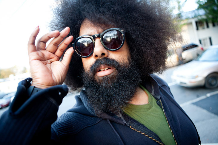 Reggie Watts and When Music is More Than Itself