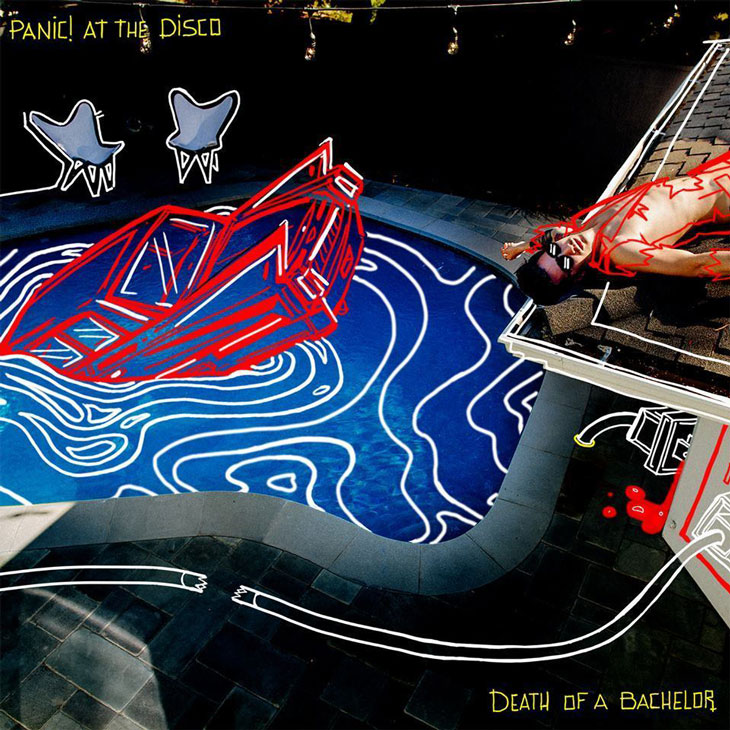 Panic! At The Disco album cover
