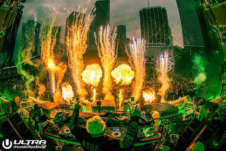 Photo of Ultra Music Festival
