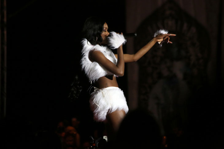 Photo of Azealia Banks - Life Ball 2013 - opening show