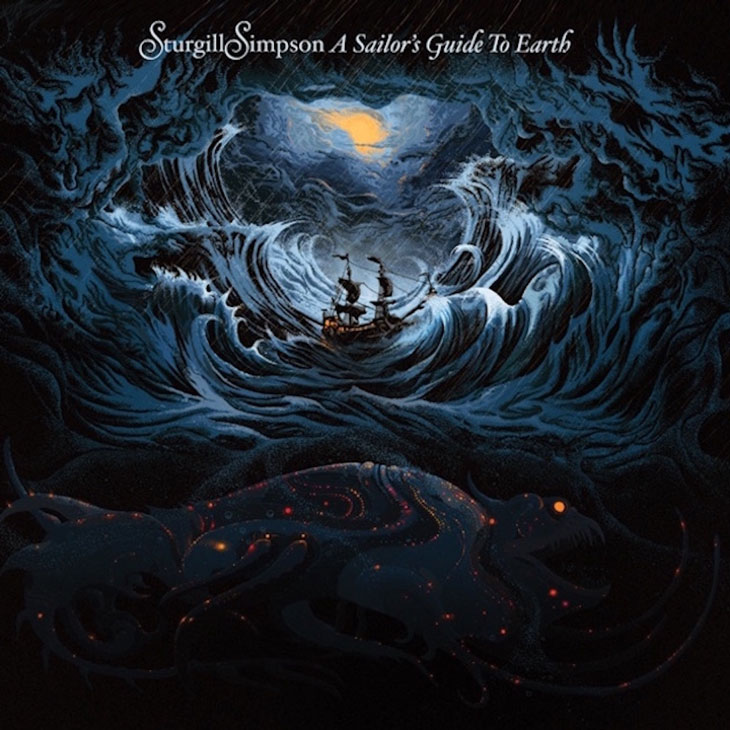 Photo of Stergill Simpsons New Album A Sailors Guide to Earth
