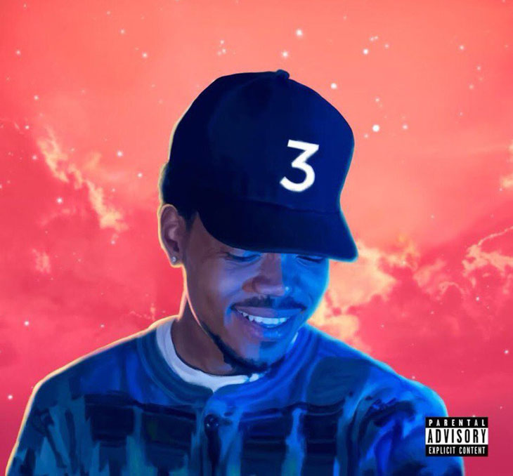 photo of Chance The Rapper new album