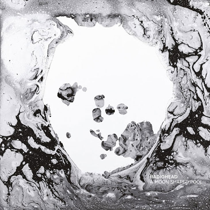 Photo of album cover A Moon Shaped Pool