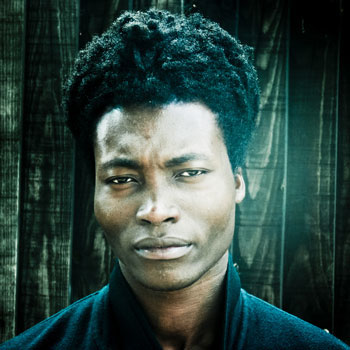 Photo of Benjamin Clementine