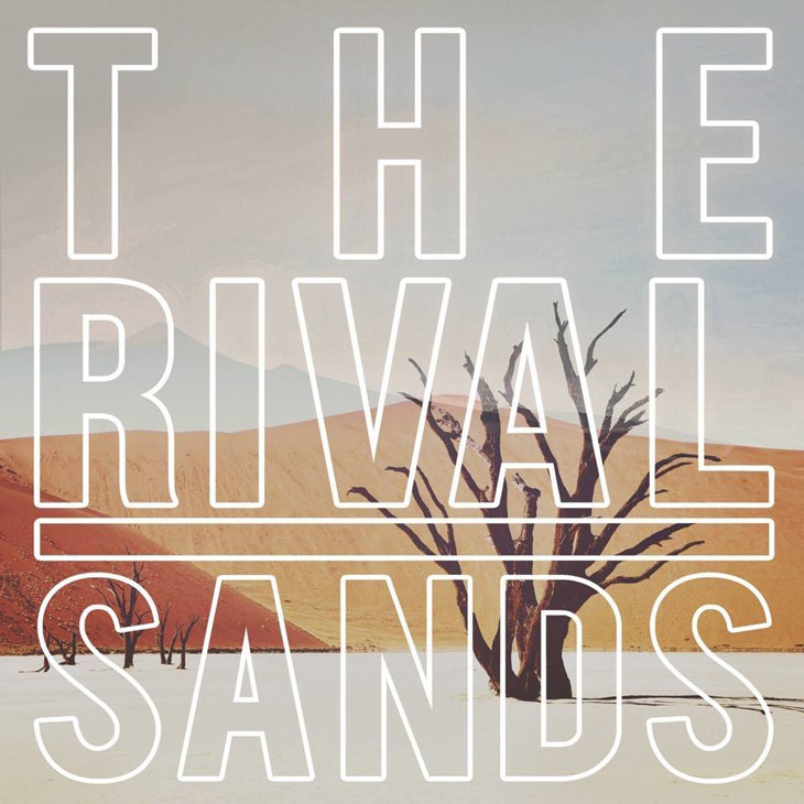 Picture of the rival album art, sands