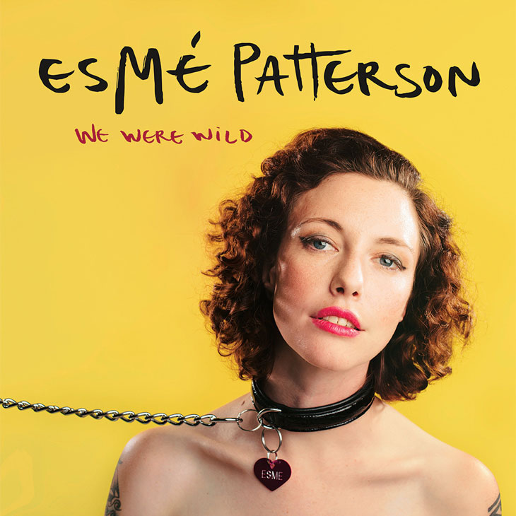 "Photo of Esme Patterson's new album, ""We Were Wild"""