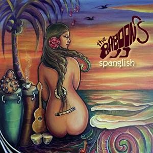 Picture of The Baboons spanglish album art