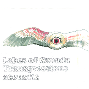 Picture of Transgressions acoustic album art