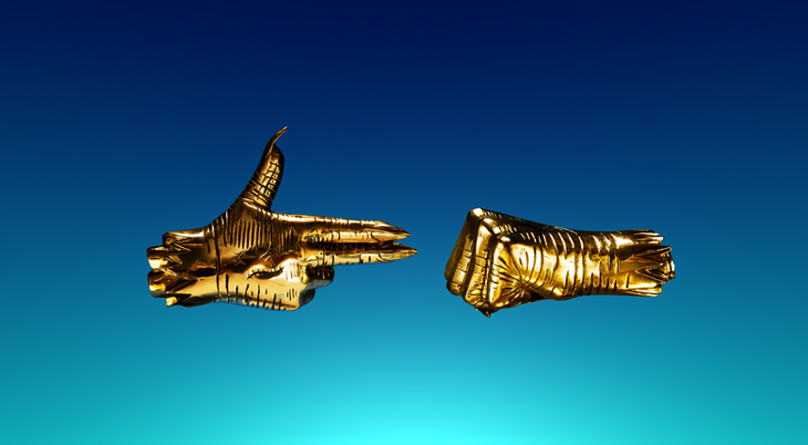 Picture of Run the Jewels 3 art