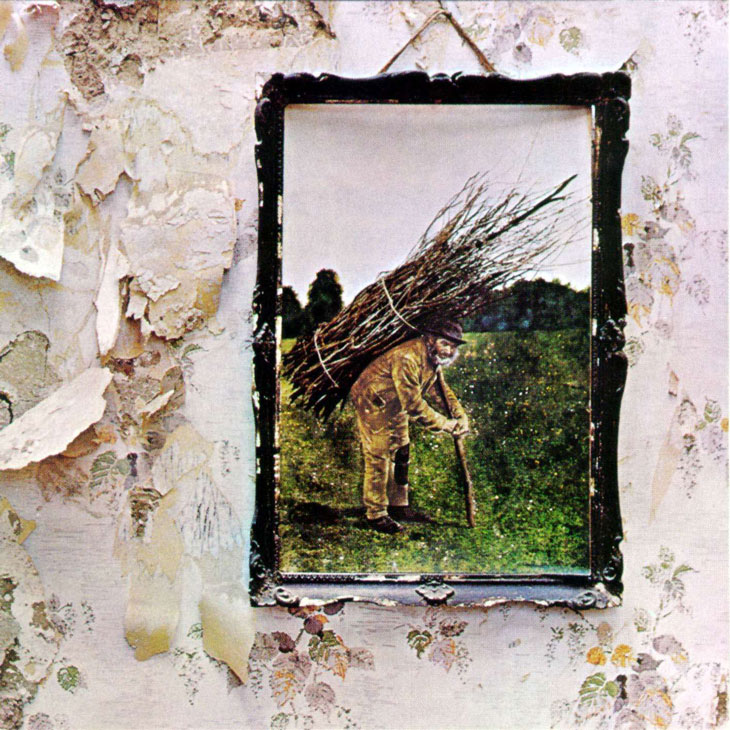 Picture of Led Zeppelin IV album art