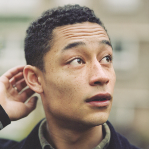 Photo of Loyle Carner by Stew Capper