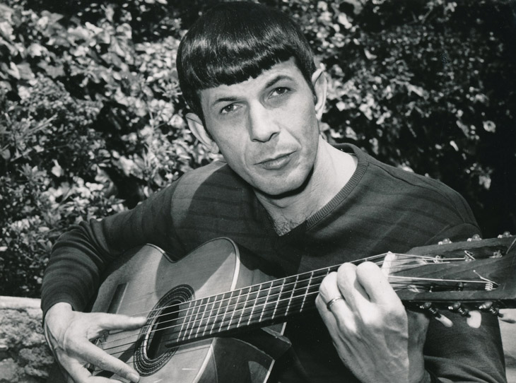 Picture of Filk Master Spock