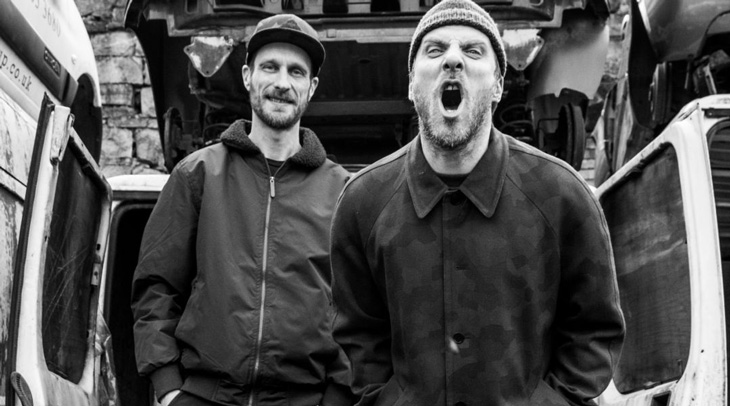 Picture of Sleaford Mods