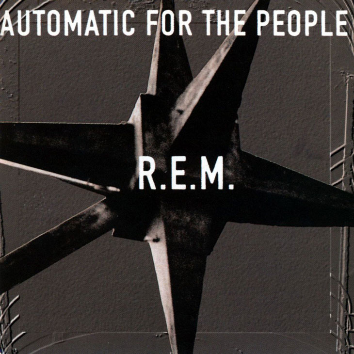 Photo of REM Automatic For The people album cover