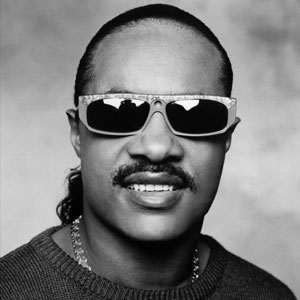 Photo of Stevie Wonder