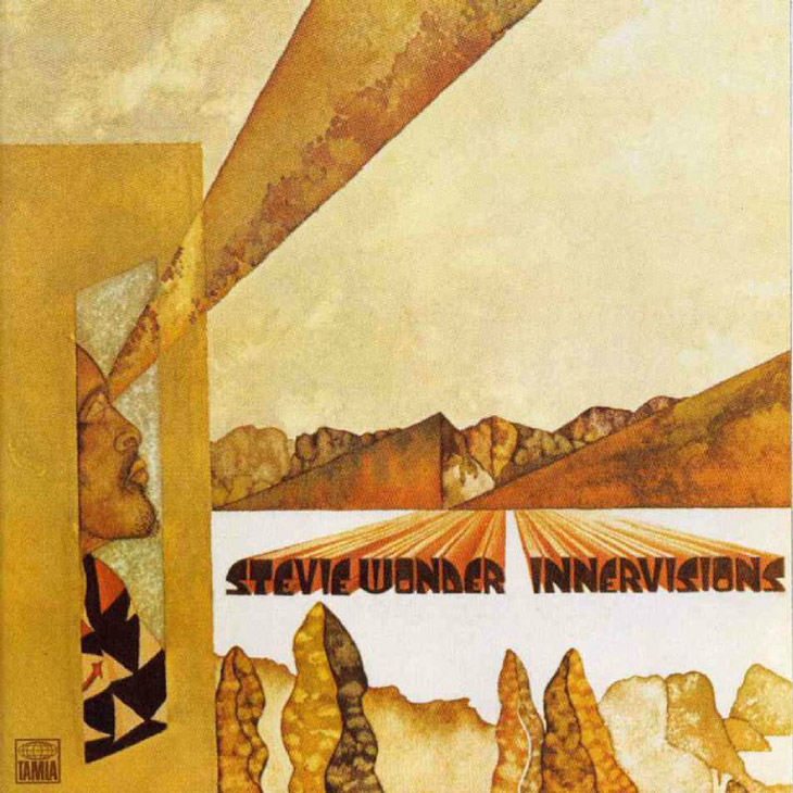 Photo of Stevie Wonder's album Innervisions