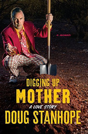 "Photo of book ""Digging up Mother"""