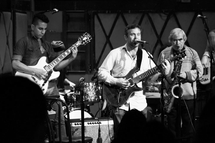 Photo of Mike Bennett and the SoulGlo Orchestra